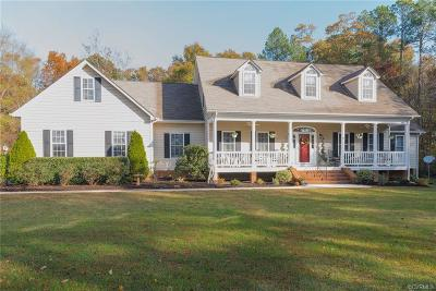 Ashland Single Family Home For Sale: 10202 Hickory Hill Road