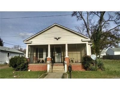 Hopewell VA Single Family Home For Sale: $69,950