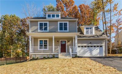 Chesterfield VA Single Family Home For Sale: $249,950