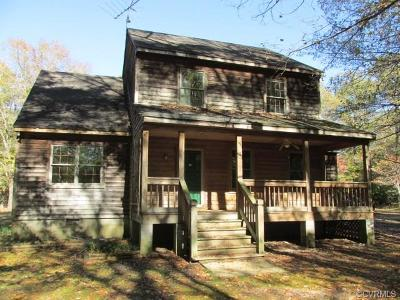 King William Single Family Home For Sale: 138 River Bend Lane