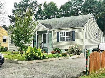 Richmond Single Family Home For Sale: 1804 Westhill Road