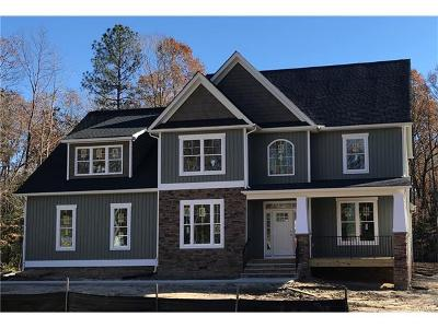 New Kent Single Family Home For Sale: 9021 Deerlake Drive