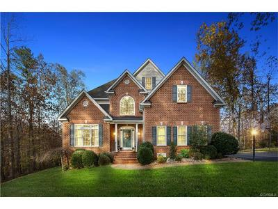 Chesterfield VA Single Family Home For Sale: $389,950