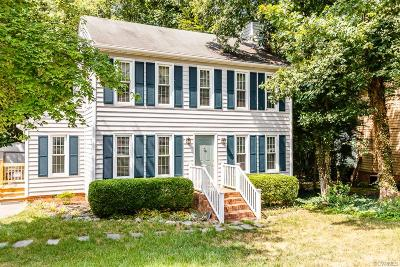 Henrico Single Family Home For Sale: 1902 Shady Branch Trail