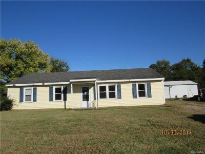 South Chesterfield Single Family Home For Sale: 21405 Warrior Drive