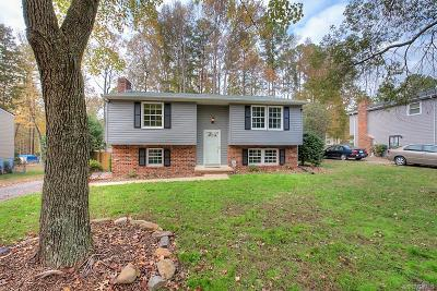Chesterfield VA Single Family Home For Sale: $197,950