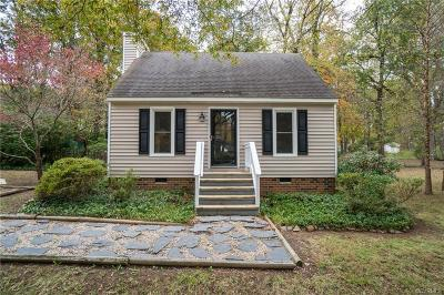 Richmond Single Family Home For Sale: 1708 Blakemore Road