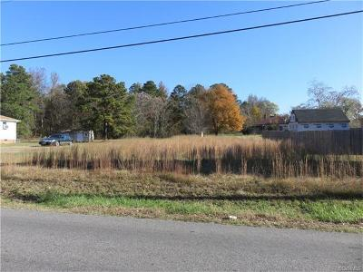 Chesterfield County Residential Lots & Land For Sale: 13821 Lawing Drive
