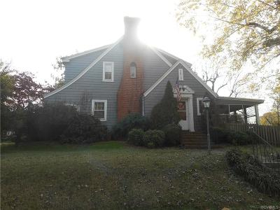 Hopewell VA Single Family Home For Sale: $169,900
