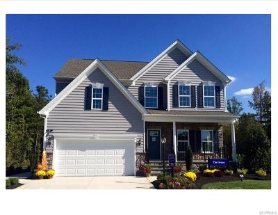 Chesterfield VA Single Family Home For Sale: $454,875