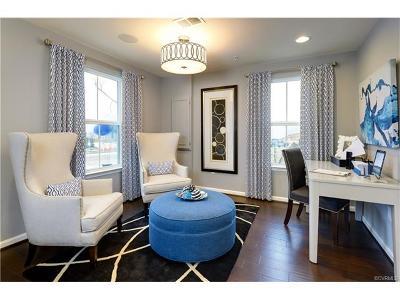 Henrico Condo/Townhouse For Sale: 4300 New Hermitage Drive #GA