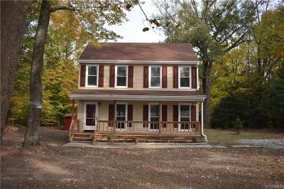 Prince George Single Family Home For Sale: 7837 Hines Road
