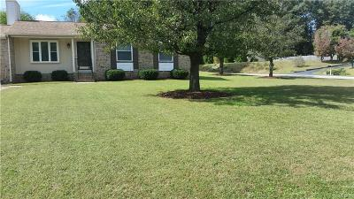 Hanover County Rental For Rent: 7231 Cactus Road