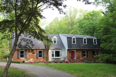 Goochland County Single Family Home For Sale: 1462 Old Oaks Lane