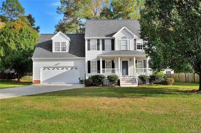 Glen Allen Single Family Home For Sale: 9205 Meltonberry Court