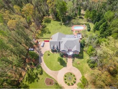 Mechanicsville Single Family Home For Sale: 2297 Old Church Road