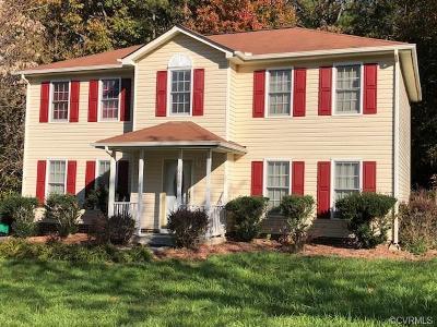 Richmond Single Family Home For Sale: 5924 Nestle Avenue