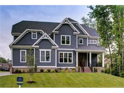 Midlothian Single Family Home For Sale: 13325 Kelham Road
