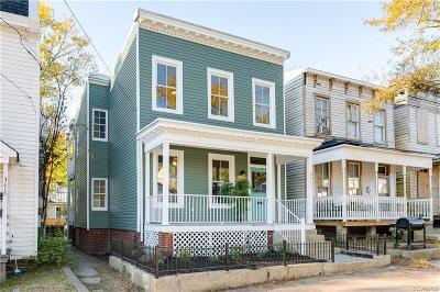 Richmond Single Family Home For Sale: 3417 East Marshall Street