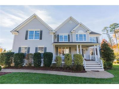 Chesterfield County Single Family Home For Sale: 16827 Jaydee Court