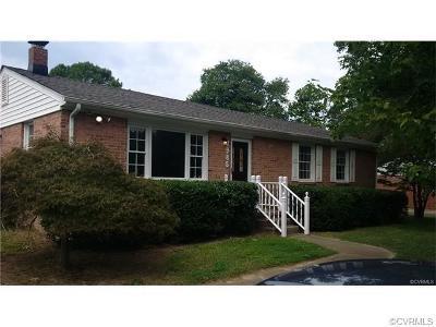 Mechanicsville Single Family Home For Sale: 7985 Wynbrook Lane