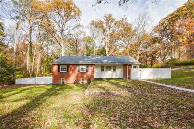 Richmond Single Family Home For Sale: 8806 Cherokee Road