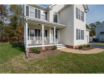 Henrico Single Family Home For Sale: 2532 Woodman Trace Drive