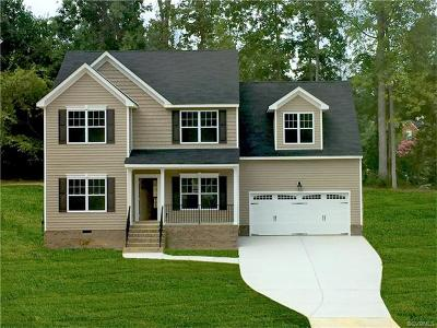 Chesterfield VA Single Family Home For Sale: $283,770