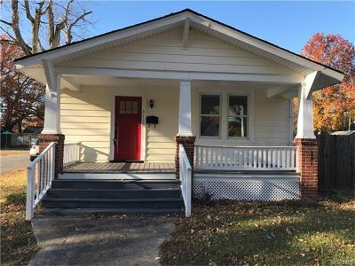 Single Family Home For Sale: 3115 Stockton Street