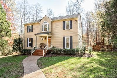 Chesterfield VA Single Family Home For Sale: $264,950