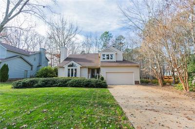 Glen Allen Single Family Home For Sale: 4534 Village Run Drive