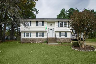 Chesterfield VA Single Family Home For Sale: $197,500