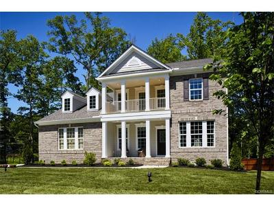 Chesterfield VA Single Family Home For Sale: $444,990