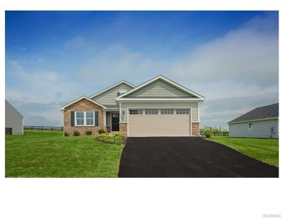 Chesterfield VA Single Family Home For Sale: $299,990