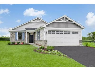 Chesterfield VA Single Family Home For Sale: $259,990