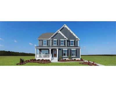 Chesterfield VA Single Family Home For Sale: $359,990
