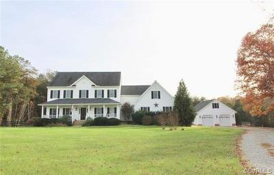Louisa Single Family Home For Sale: 59 Andrews Crossing Drive