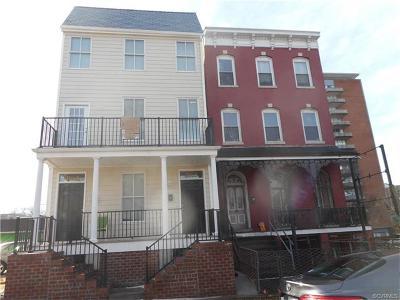 Richmond Rental For Rent: 305 West Grace Street #B