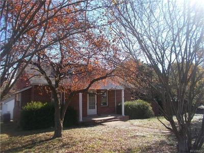 Colonial Heights Single Family Home For Sale: 1101 Conduit Road