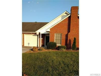 Hopewell VA Single Family Home For Sale: $163,950