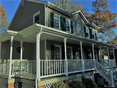 Chesterfield VA Single Family Home For Sale: $210,000