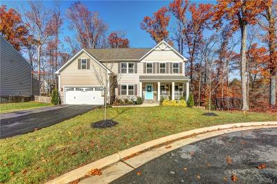 Hanover County Single Family Home For Sale: 9942 Orchard Meadow Road
