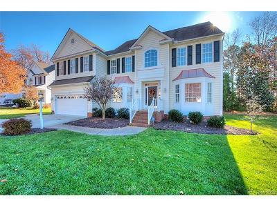 Glen Allen Single Family Home For Sale: 11609 Shadow Run Lane