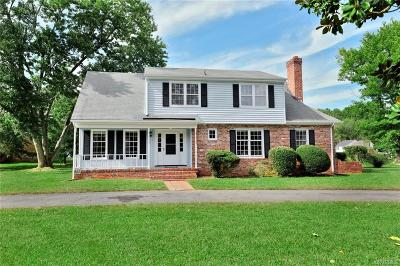 Henrico County Single Family Home For Sale: 1300 Stoneycreek Drive