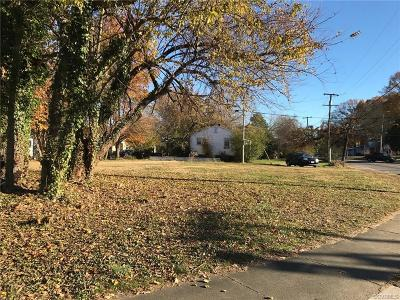 Richmond Residential Lots & Land For Sale: 3156 Stockton Street