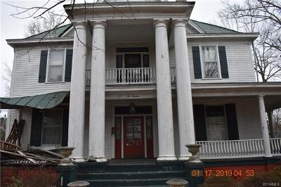 Blackstone Single Family Home For Sale: 513 S. Main St.