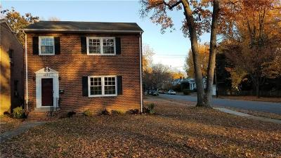 Richmond Rental For Rent: 4001 Hermitage Road