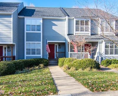 Henrico Condo/Townhouse For Sale: 10004 Dulaney Court