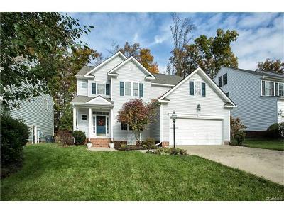 Midlothian Single Family Home For Sale: 14230 Jeffries Place