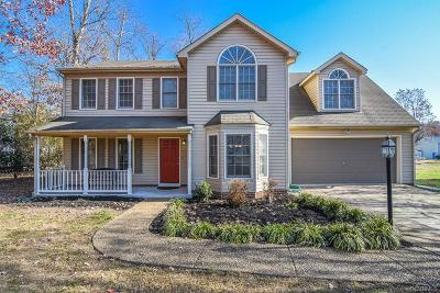Chesterfield County Single Family Home For Sale: 13431 Koyoto Drive